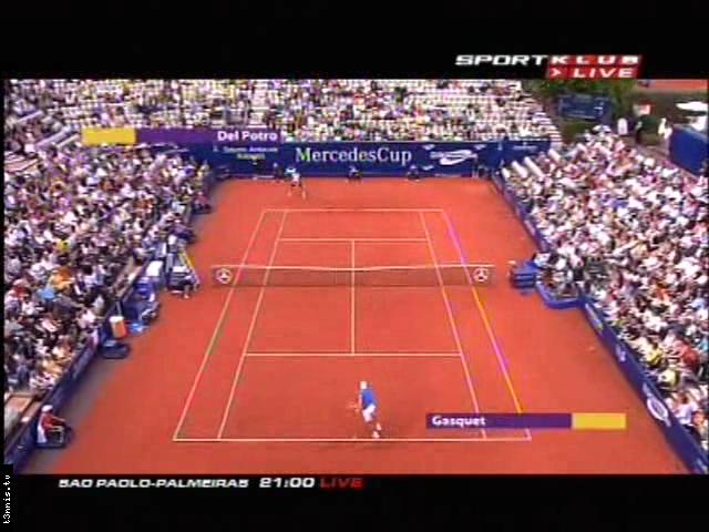 ATP 2008 Stuttgart FINAL Del Potro vs Gasquet POL avi preview 0