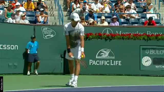 Indian Wells 2008 SF Djokovic vs Nadal mp4 preview 0