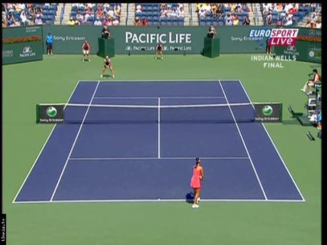 Indian Wells 2008 FINAL Ivanovic vs Kuznetsova POL mp4 preview 0