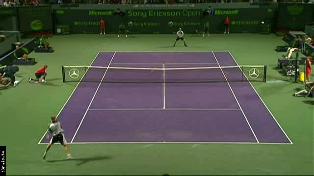 Miami 2008 QF Andreev vs Berdych ENG mp4 preview 0