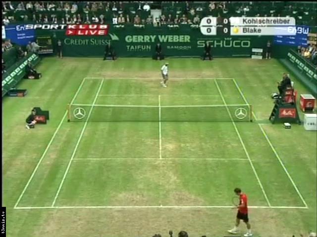 ATP 2008 Halle SF Blake vs Kohlschreiber POL avi preview 0